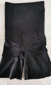 Spanx Black Easy Access Gusset Shape Wear